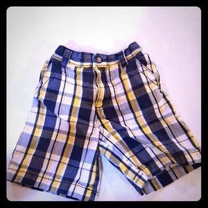 Babies Children's Place Plaid Shorts